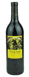 3 Blind Moose Cabernet Sauvignon 750ml - Case of 12